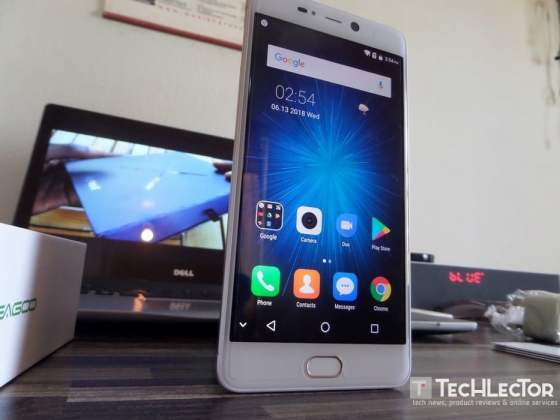 Review Leagoo T5C 04