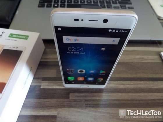 Review Leagoo T5C 06