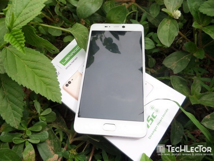 Review Leagoo T5C 18