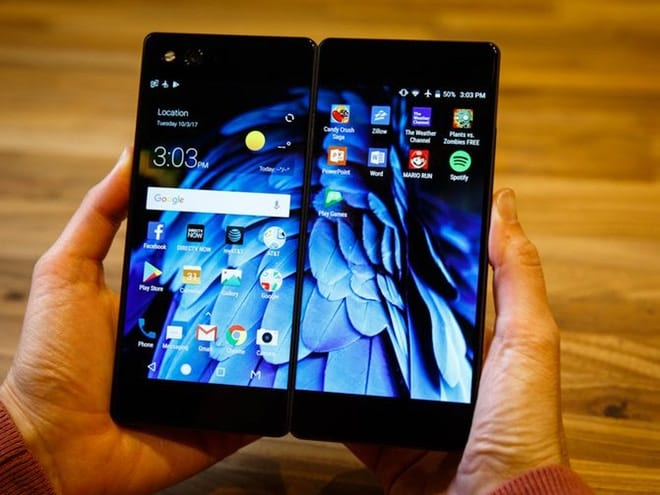 ZTE to come up with more foldable smartphones