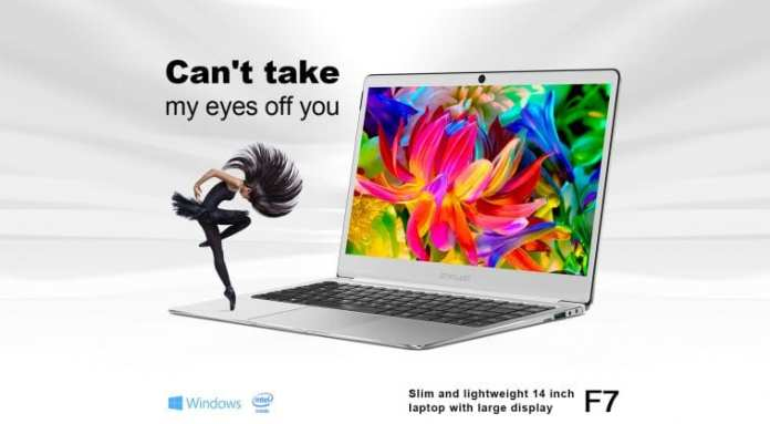 Teclast F7 Notebook Display 758x417