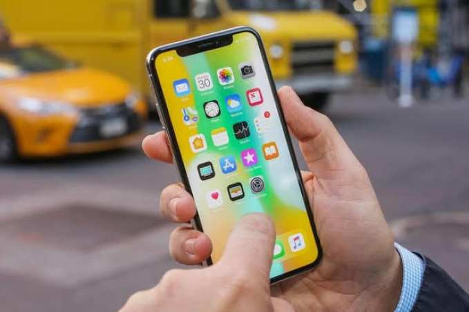 Iphone x imei number