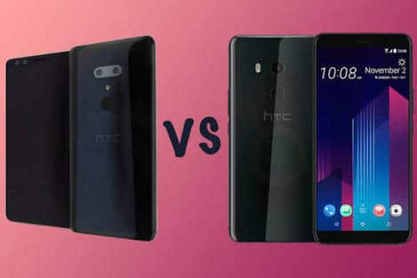 HTC U12 Plus VS HTC U11 Plus