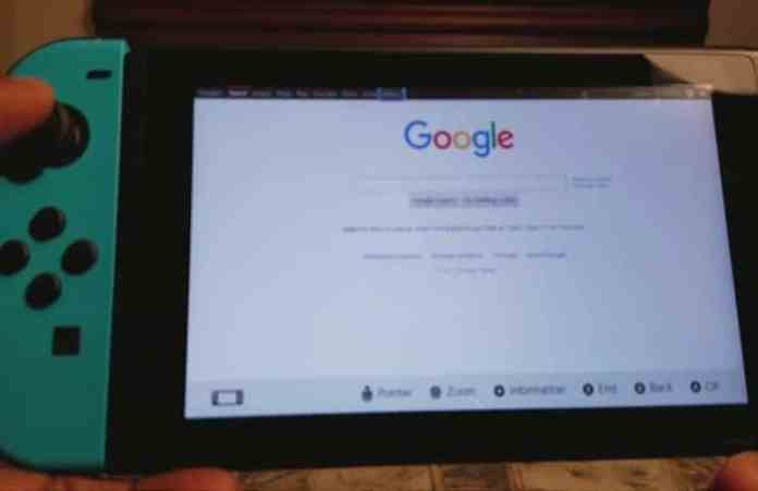 How To Use Hidden Web Browser On Nintendo Switch