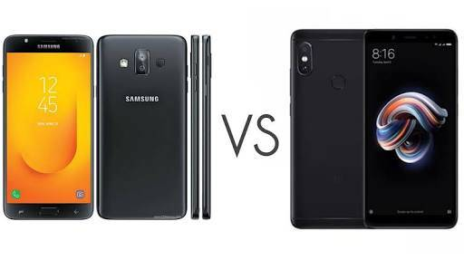 Samsung Galaxy J7 Duo vs Xiaomi Redmi Note 5 Pro