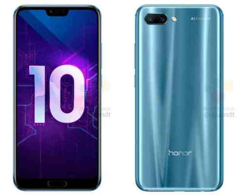 Xiaomi Mi 8 VS Huawei Honor 10