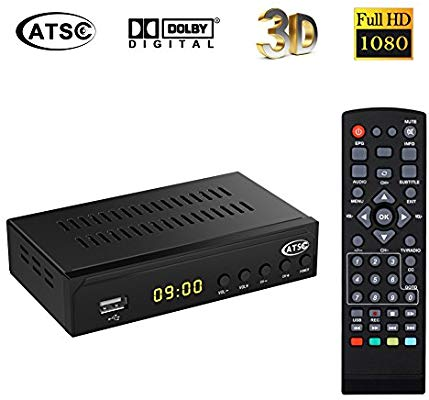 best free to air decoders in the United States
