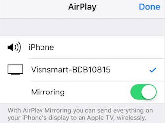 update EZcast software to support iOS 9 Airplay