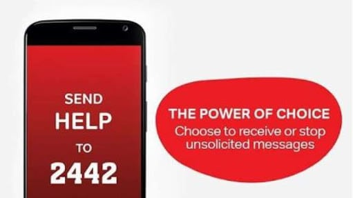 Stop Unsolicited SMS