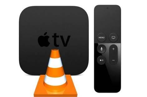 VLC videos from Mac to apple TV