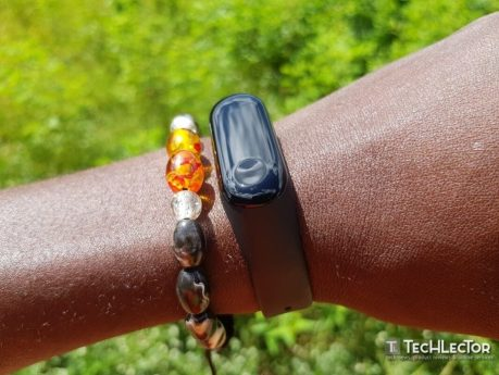 Mi Band 3 is considered to be very convenient for users