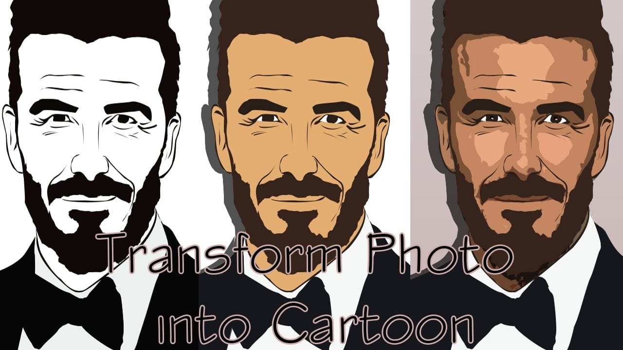Easiest Way To Turn Any Photo Into Cartoon Without Photoshop Or Software