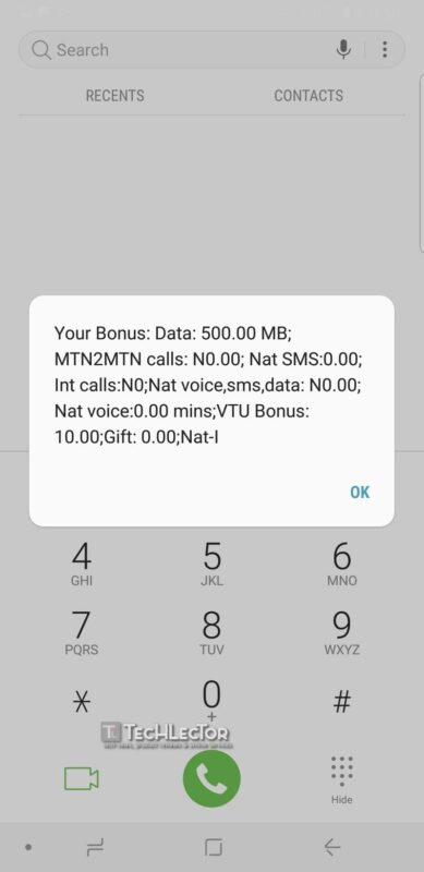 How to Get 500MB Free Data On Mtn With MyMTN App - GidiTrendz