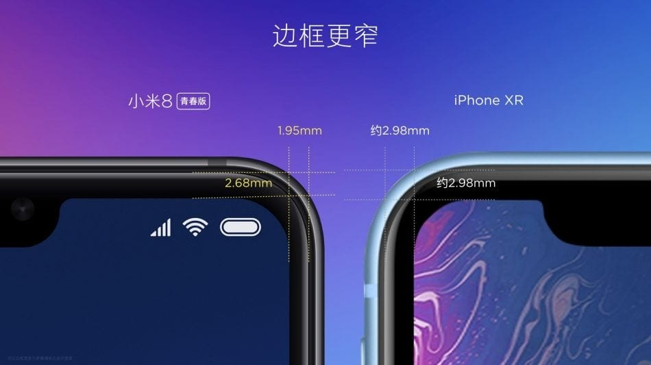 Watch Xiaomi Mi 8 Youth