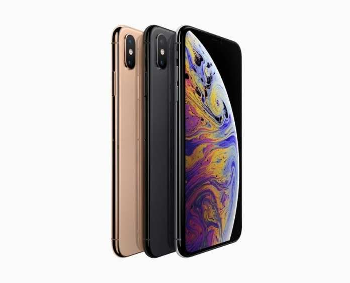 iPhone Xs Max Official