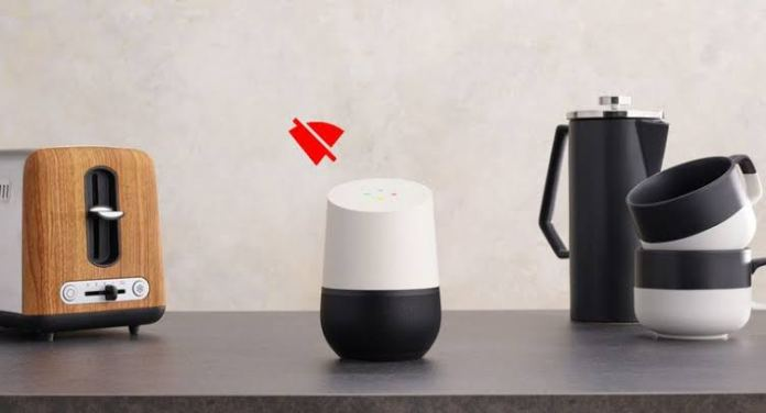 Google Home Keeps disconnecting from Wi-Fi