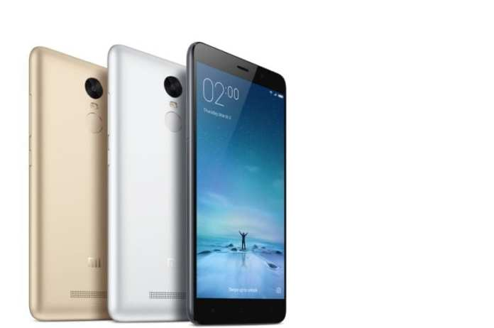 Xiaomi Redmi Note 3 MIUI 10 Android