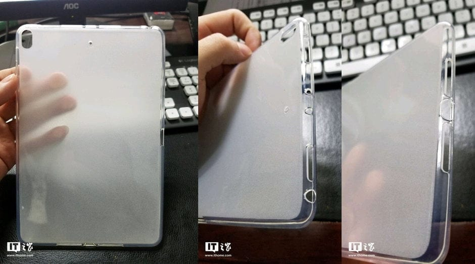 Leaked images suggest that iPad mini 5 might be arriving in 2019