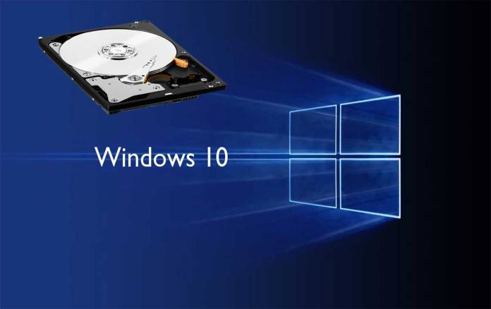 Minimum Storage Requirement for Windows 10 has been Changed
