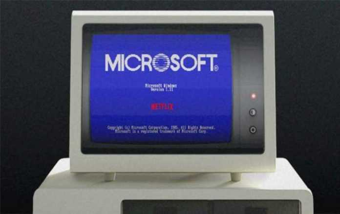 Microsoft Launches Windows 1.1 Stranger Things Edition