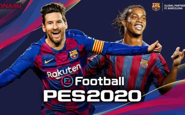 PES 2020 Download APK OBB Data for Android