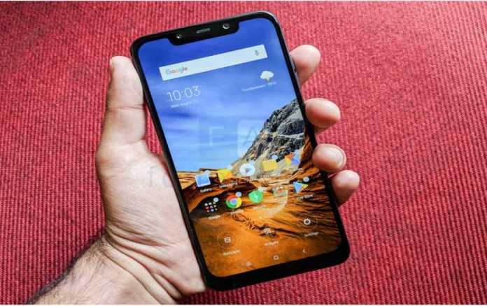 Xiaomi Is Taking Back POCO F1 Due To Phoness Touch Issues