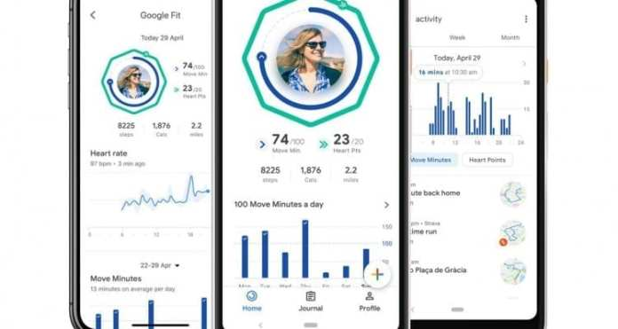 Xiaomi Mi Band 4 to Google Fit