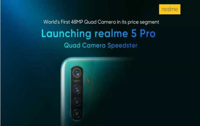Realme 5 5 Pro Specifications Leaked Online Find out