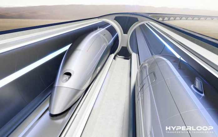 World's First Passenger Hyperloop System Gets Approved By India