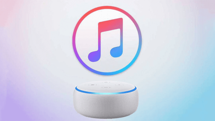 Apple Music on Amazon Echo