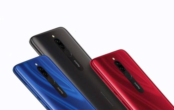 Redmi 8 Launched In India With Snapdragon 439 5000mAh Battry Find Price Specs