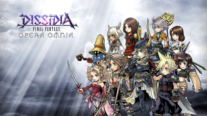 4 Dissidia Final Fantasy Opera Omnia Gacha Game