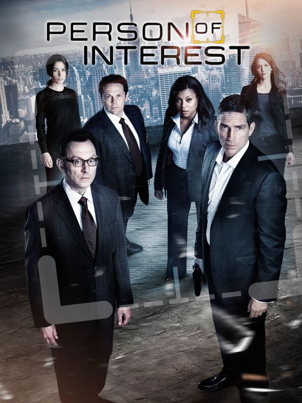 5 Person Of Interest