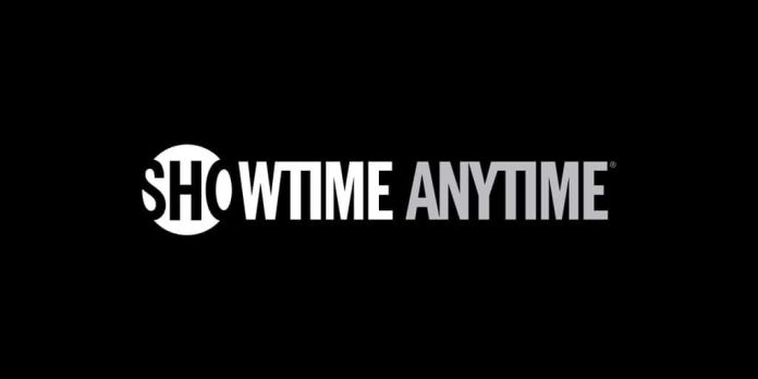 Activate SHOWTIME Anytime Smart TV