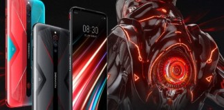 Nubia Red Magic 5g Lite