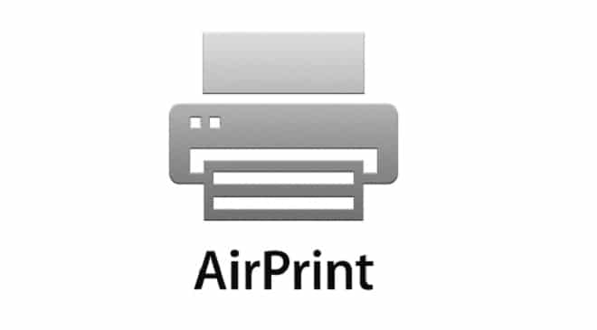 Use AirPrint Print iPhone