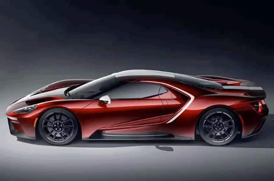 Ford GT 2021, supercar has some news! - TechLector
