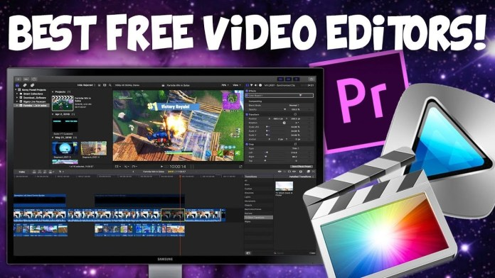 Video Editing Software Programs Archives
