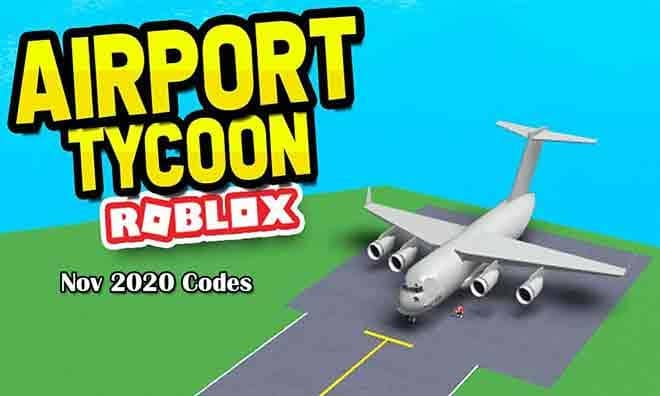 Roblox Airport Tycoon Codes