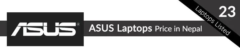 ASUS Laptops Price in Nepal