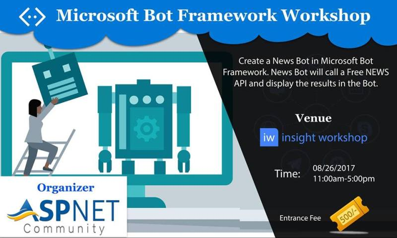 Microsoft-Bot-Framework-Workshop