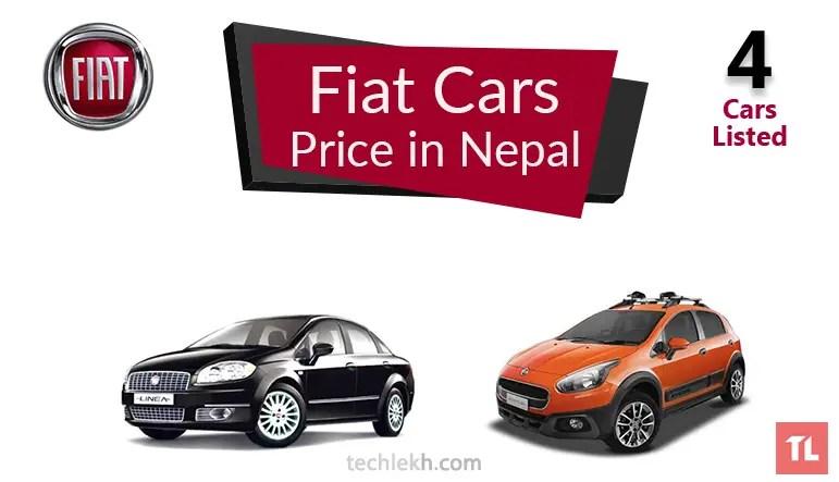 Fiat Car Price in Nepal