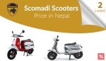 scomadi scooter price in nepal