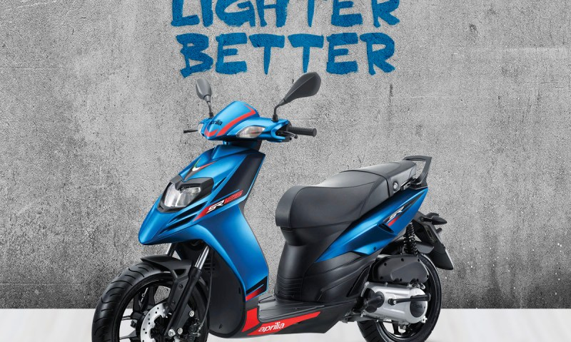Aprilia SR 125 Officially Launched in Nepal at Rs. 2,35,900