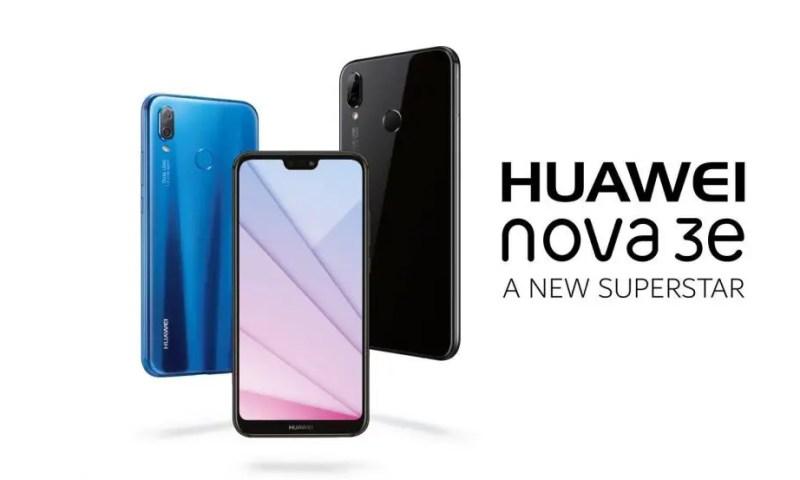 Huawei Nova 3e With Dual Camera to Launch in Nepal