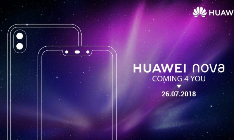 Huawei Nova Series: Nova 3 and Nova 3i to Debut in Nepal this Month
