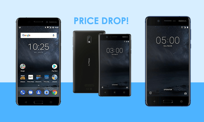 Nokia 6, 5, and 3 Receives Price Drop in Nepal – Does it Make Sense?