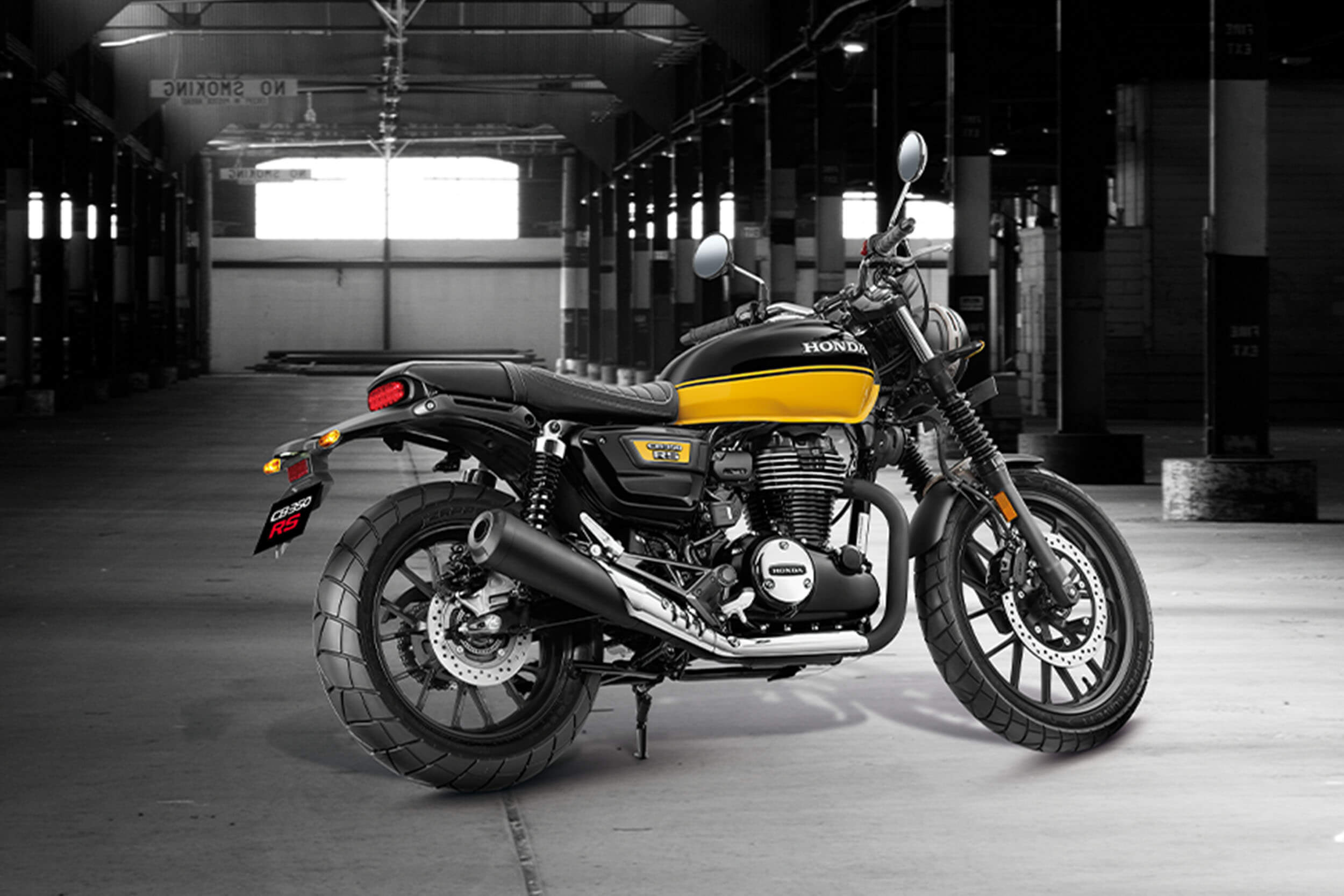 Honda CB350 RS Launched: Honda Highness with Scrambler Twist! – Khabar  Express