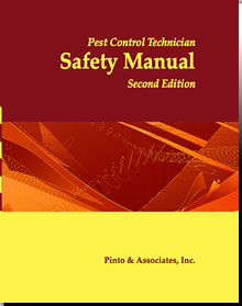 Pest Control Books For Sale
