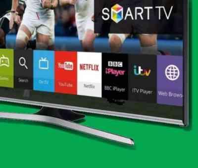 smart-tv's